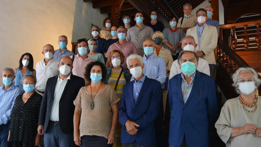Participantes en el congreso.