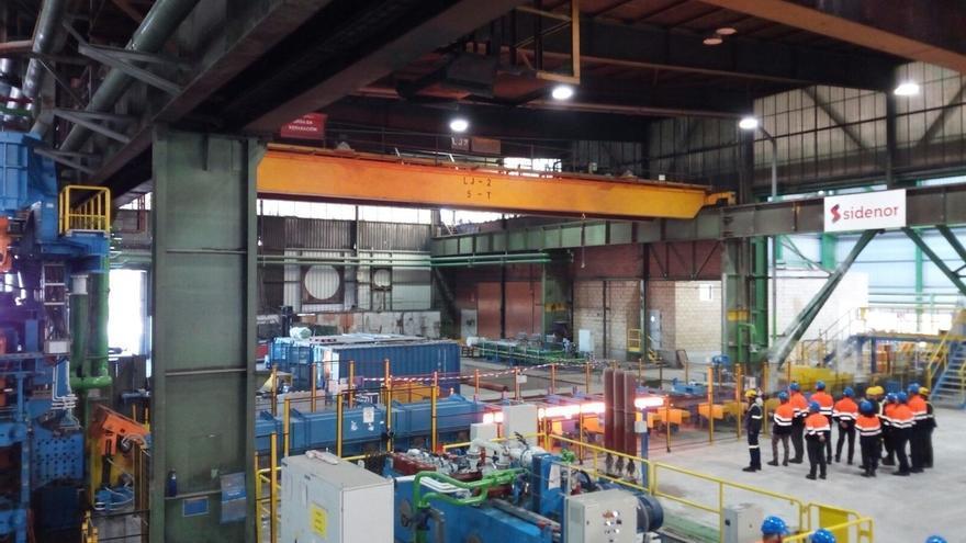 Sidenor Basauri inaugura nuevas instalaciones tras destinar 40 millones e invertirá 45 más en 2018