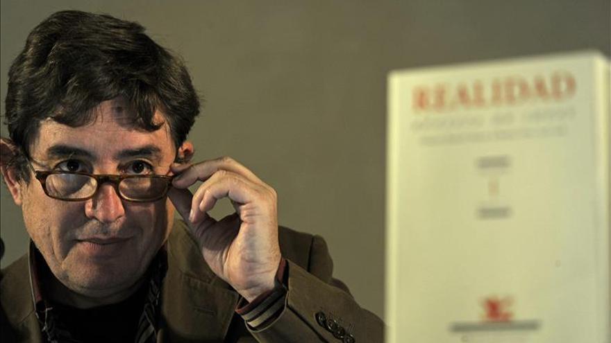 IUCM propondrá mañana a Luis García Montero como candidato a la Comunidad