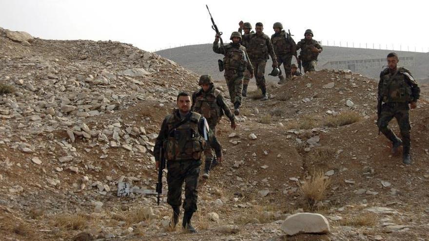 Al menos 26 muertos en combates entre yihadistas y kurdos en norte de Siria