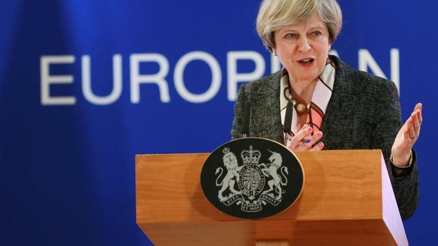"""May dice que este """"no es el momento"""" de otro referéndum escocés"""