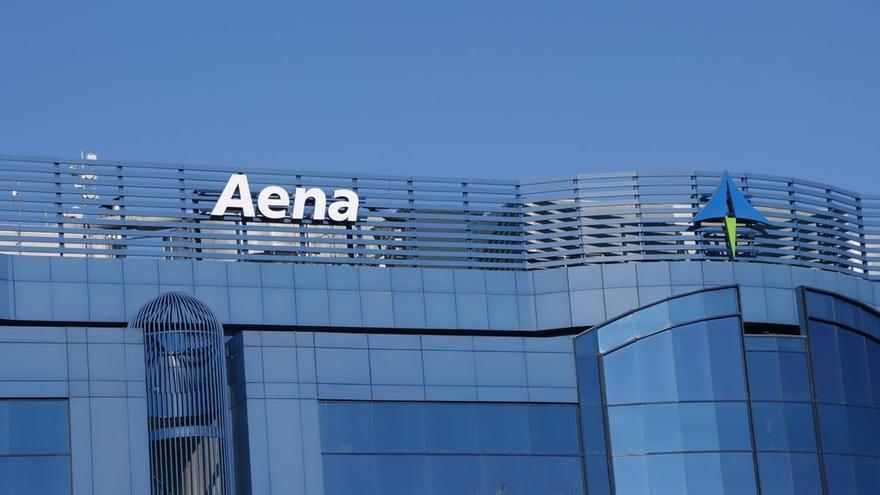 Oficinas de Aena.