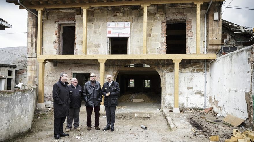 El Gobierno regional destina 60.000 euros a rehabilitar un edificio municipal
