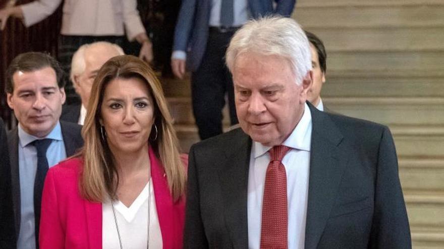 Felipe González aboga por reforzar garantías Constitución frente a deslealtad