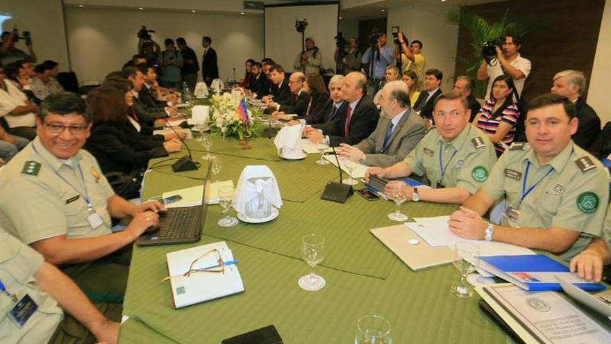 """Bolivia y Chile alcanzan """"múltiples"""" acuerdos de cooperación fronteriza"""