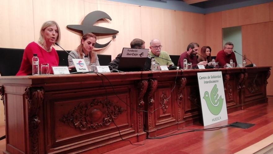 Jornada sobre el juego del Centro de Solidaridad Interdiocesano de Huesca.