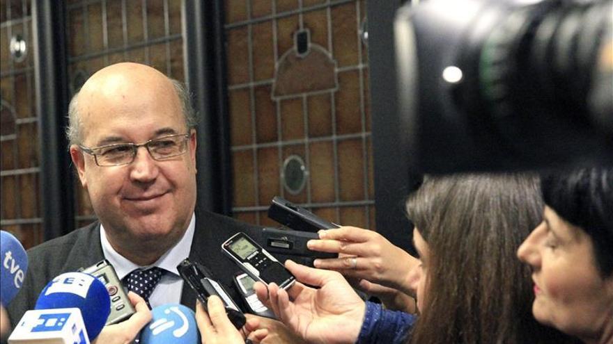 El fiscal seguirá la investigación sobre Andoain tras declarar el secretario