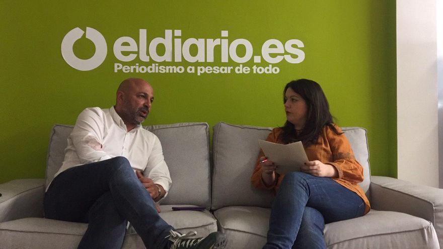 Entrevista a José García Molina