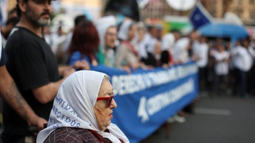 """Argentina reactiva su """"Marcha de la Resistencia"""" contra las políticas de Macri"""