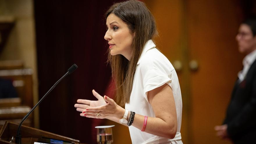 """Roldán (Cs) a Torra: """"Deje paso a los que tenemos soluciones para Cataluña"""""""