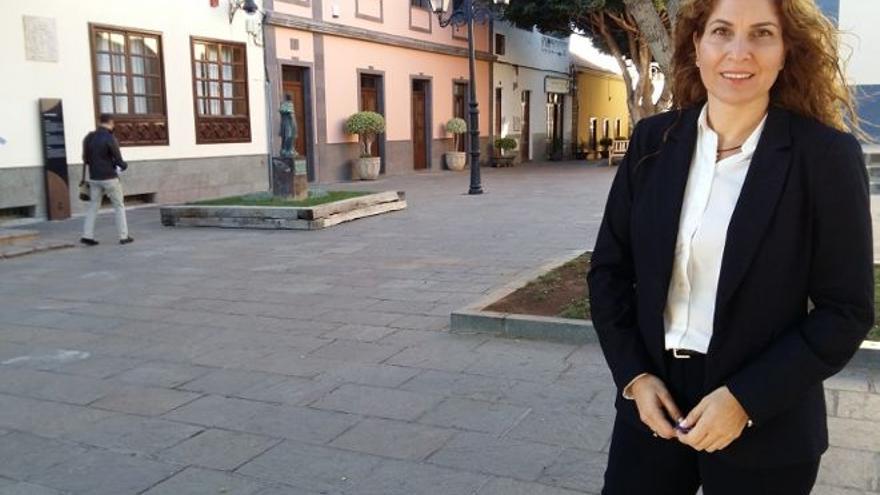 Elena Cabello, concejala de Servicios Sociales en Arona