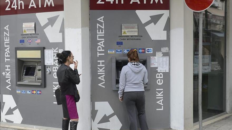 El Parlamento de Chipre rechaza las condiciones del rescate.EFE