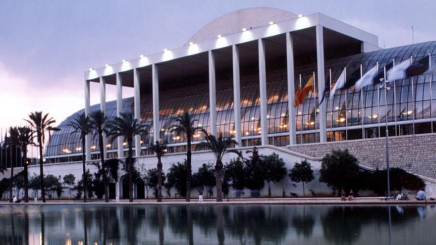 Imagen del Palau de la Música