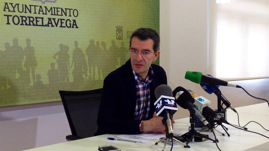 Pedro Pérez Noriega, concejal de Hacienda en el Ayuntamiento de Torrelavega.