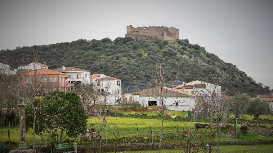 Portezuelo Cáceres