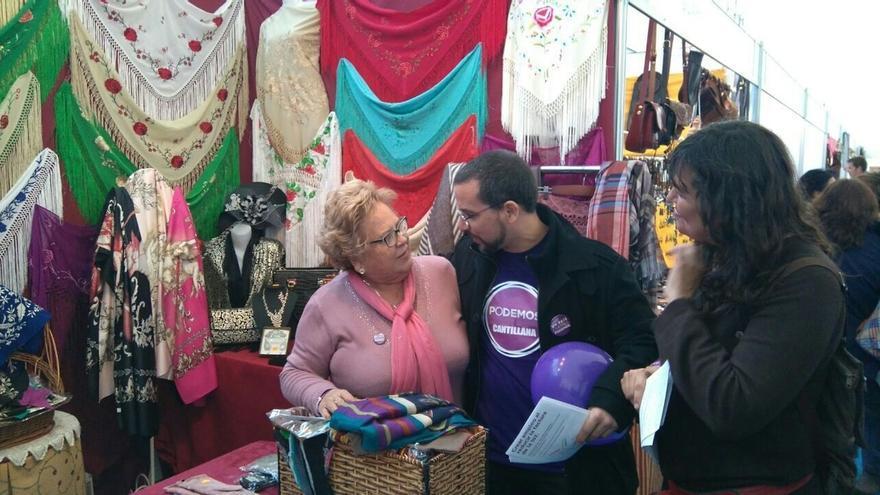 """Pascual (Podemos) apuesta por las pymes y pequeños comercios porque """"generan la mayoría de empleo"""""""