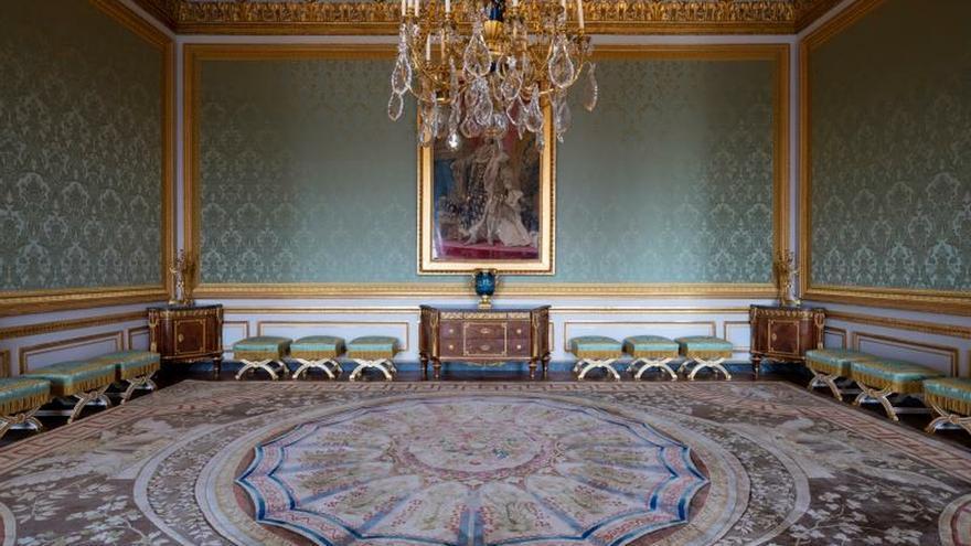 Versalles destapa el lado femenino de la corte