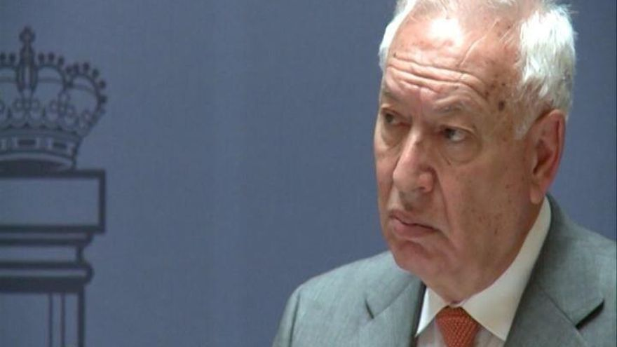 """Margallo, sobre cuotas de inmigrantes: """"España soporta un peso proporcionalmente muy superior al de otros países"""""""