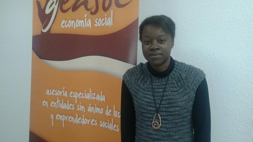 Soledad Mba, fundadora de Geasoc.