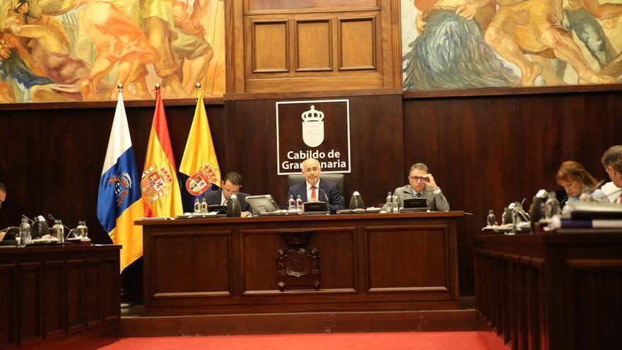 Debate sobre el estado de la isla de Gran Canaria