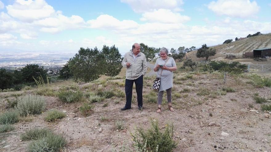 """Piden a la justicia que siga investigando para exhumar los restos de Lorca y darles """"sepultura digna"""""""