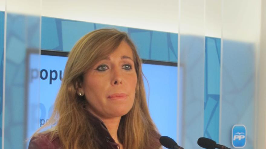 """Camacho espera que Vidal-Quadras deje ya su escaño europeo """"por coherencia"""""""