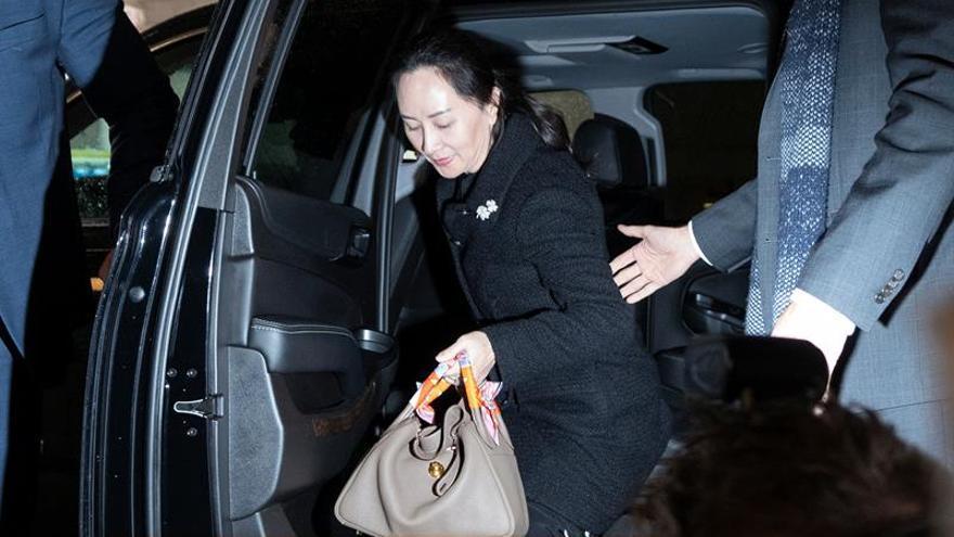 Jueza canadiense decide el miércoles sobre la extradición de directiva de Huawei