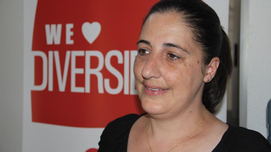 Cristina supo que tenía VIH hace 20 años. \ S.P