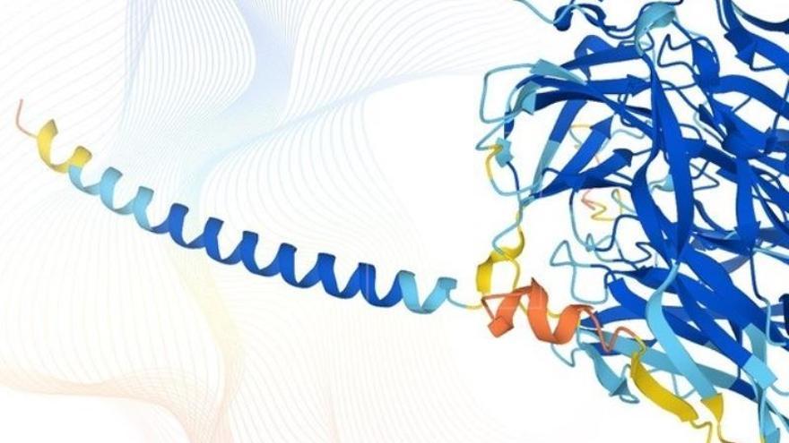 La mayor base de datos sobre la forma de las proteínas gracias a la IA