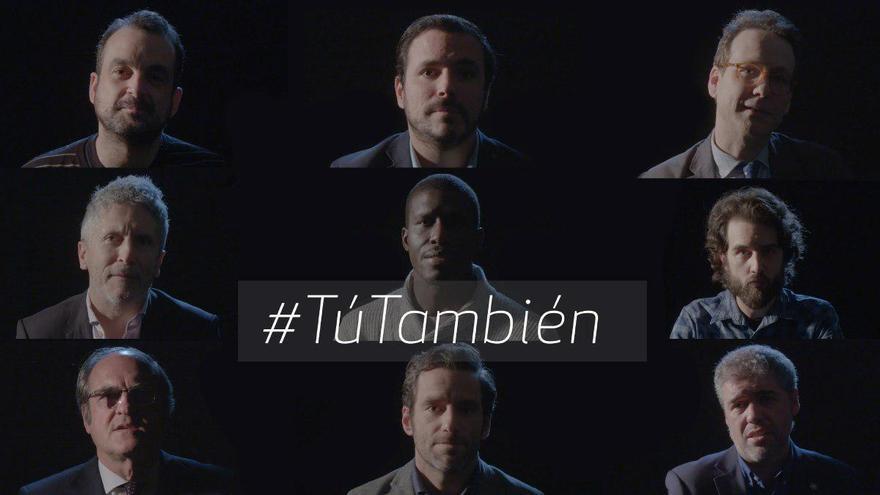Captura del vídeo #TúTambién
