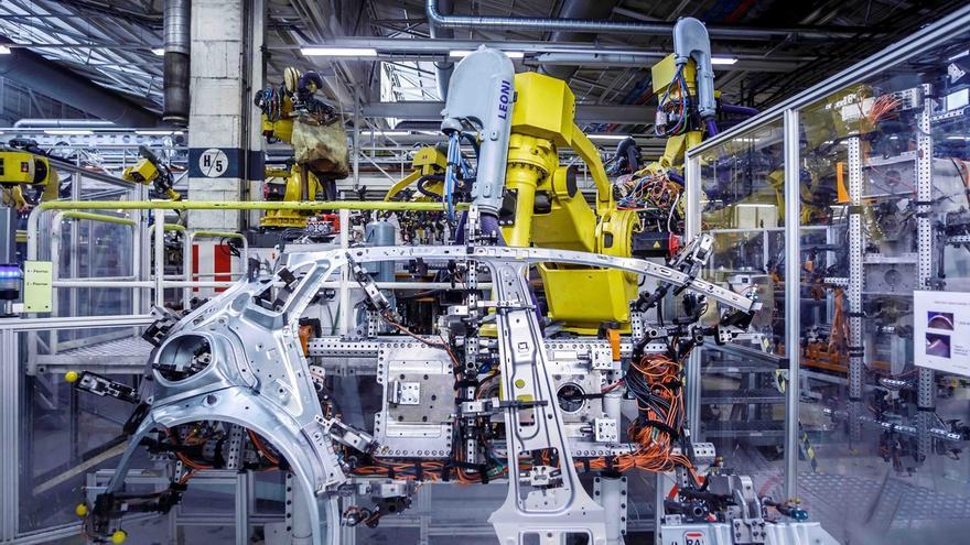 Las empresas del Clúster de Automoción de Navarra facturaron 4.000 millones en 2017