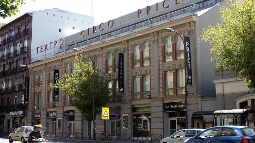 Homenaje al Circo Price en el Teatro de Calle de Valladolid