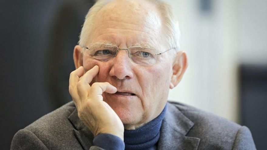 Grecia coincide con Schaüble y pide que el FMI no participe en el tercer rescate