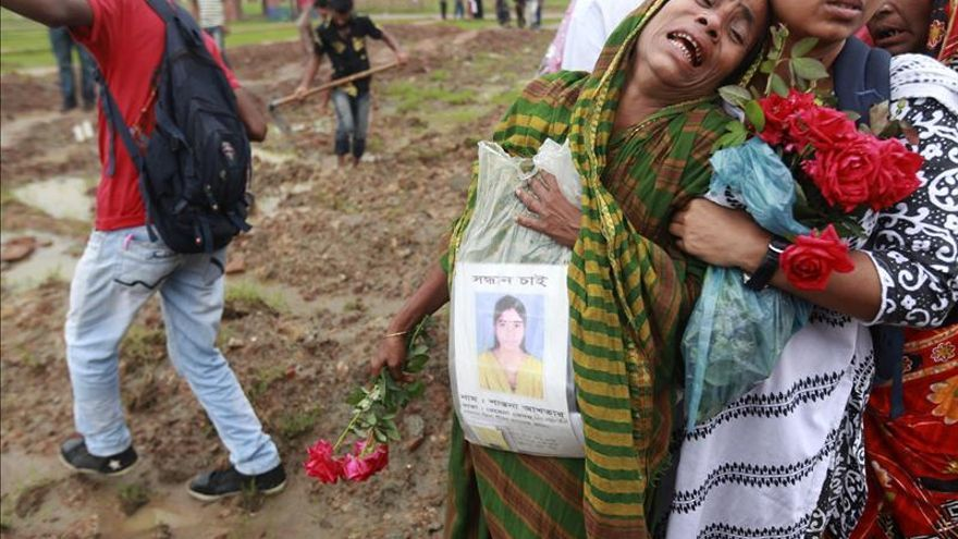 Los investigadores recomiendan acusar de homicidio a los responsables del derrumbe de Bangladesh