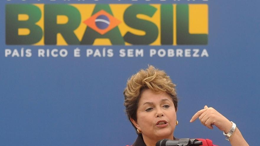 Un borracho intenta entrar en el palacio presidencial declarando su amor a Rousseff