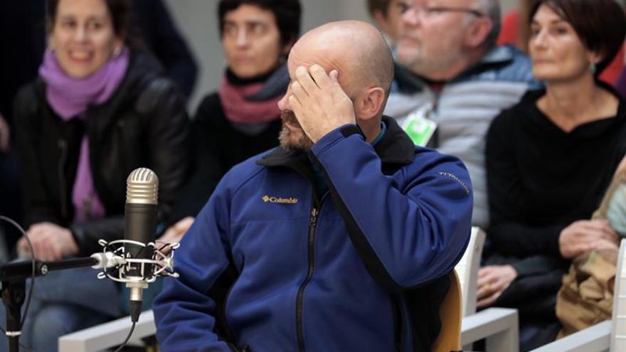 Etarra dice ahora no recordar que fichó a acusado Sergio Polo para su comando
