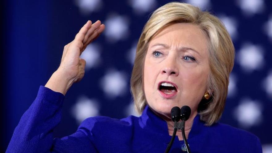 Clinton y Trump llegan casi empatados al primer debate, según un sondeo del Post