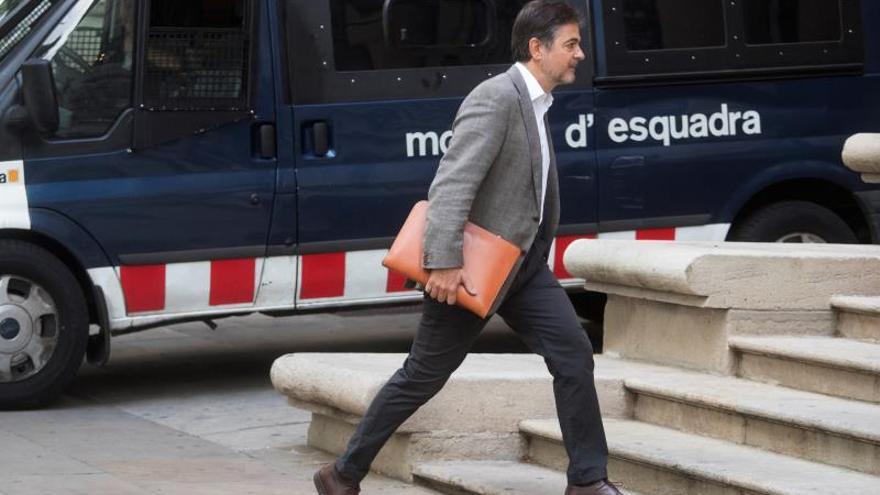 Oriol Pujol comparte módulo en prisión con Sandro Rosell y Diego Torres