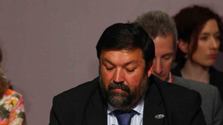 Ministro de Justicia, Francisco Caamaño
