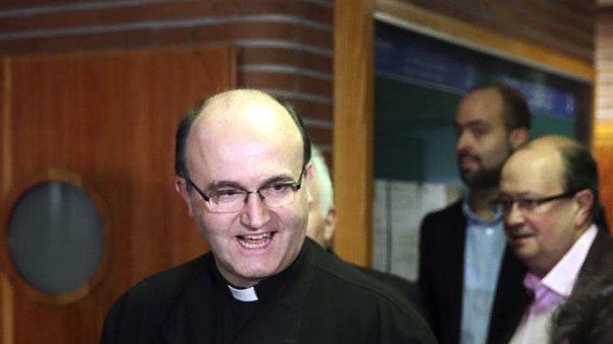 Munilla no ve divergencias entre su postura y la del arzobispo de Madrid