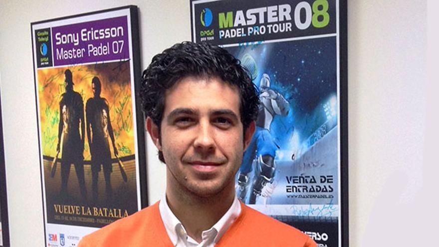 Javier Porras, vicesecretario local del PP en Talavera de la Reina