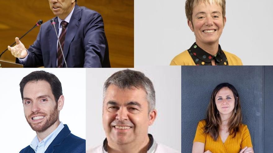 Los 5 representantes de Navarra en el Congreso según el primer sondeo electoral de eldiarionorte.es