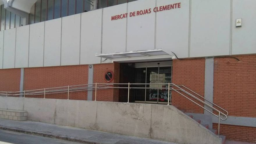 El mercado Rojas Clemente será el epicentro del proceso