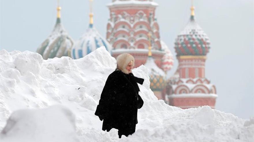 Rusia, el país más frío del mundo y de los que más sufre el cambio climático