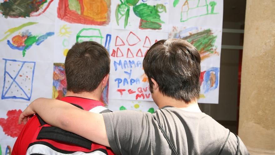 Unicaja clausura en Ronda sus talleres de arteterapia dirigidos a niños y adultos con discapacidad intelectual