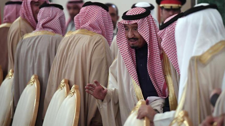 El rey de Arabia Saudí, Salman bin Abdelaziz.