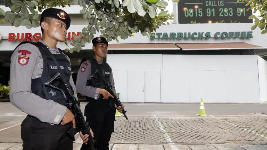 Indonesia realizará un programa de desradicalización tras el atentado del EI