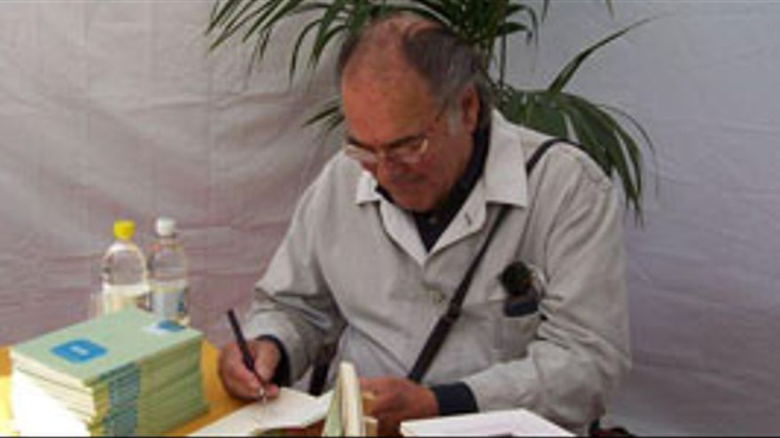 Arturo Maccanti. (SAN BORONDÓN)