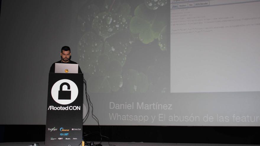 Daniel Martínez es un 'hacker' español que trabaja para la firma internacional NCC Group