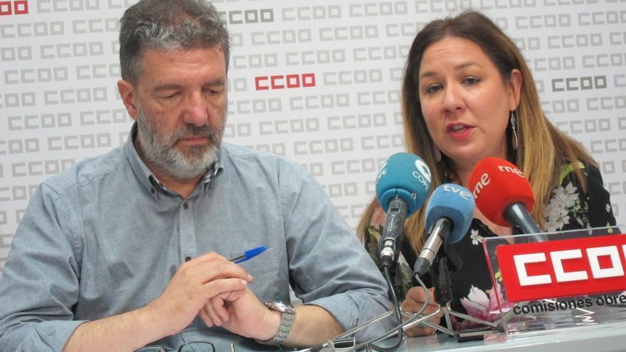 """CCOO pide flexibilidad a Mañanes para buscar una salida negociada al conflicto """"sin precedentes"""" del calendario escolar"""
